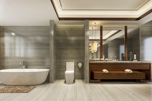 suspension lumineuse pour salle de bains -